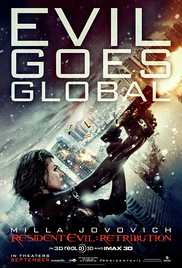 Resident Evil - Retribution (2012) (BluRay)